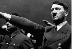 Znaczenie snu Adolf Hitler