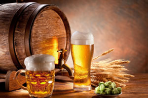 Beczka na piwo 1