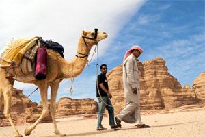 Znaczenie snu beduin