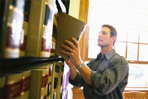 Znaczenie snu bibliotekarz