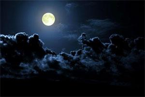 Znaczenie snu ciemności w świetle księżyca