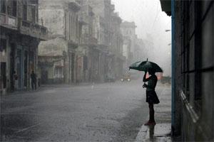 Znaczenie snu deszcz