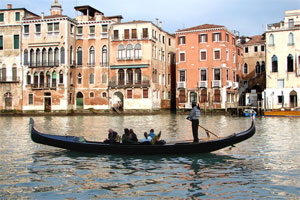 Znaczenie snu gondola