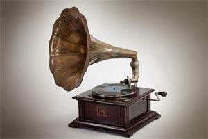 Gramofon 34