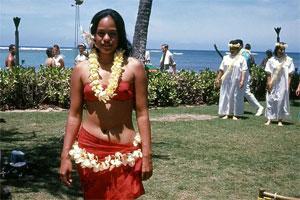 Znaczenie snu Hawajka
