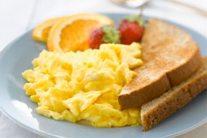 Znaczenie snu jajecznica