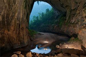 Znaczenie snu jaskinia