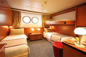 Znaczenie snu kabina okrętowa