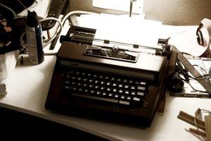 Maszyna do pisania 4