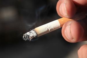Palić tytoń