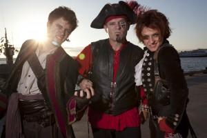 Znaczenie snu pirat