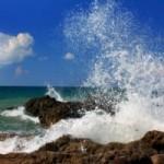 Przypływ morza