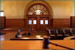 Znaczenie snu sala sądowa
