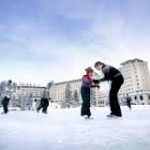 Ślizganie na lodzie