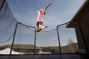 Znaczenie snu trampolina