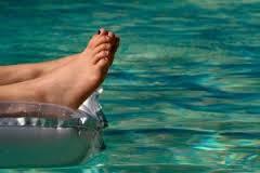 Unosić się na wodzie 7