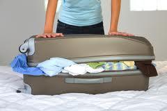 Znaczenie snu walizka