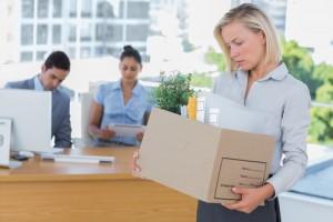 Znaczenie snu zwolnienie z pracy