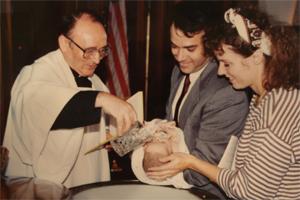 Sen o chrzcie