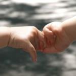 Sen o palcach lub dłoniach