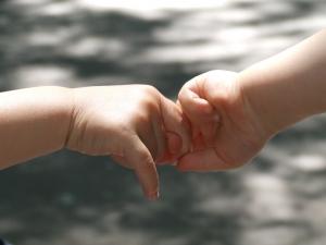 Sen o rękach/palcach