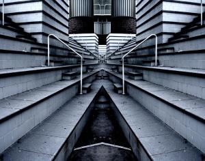Sen o schodach